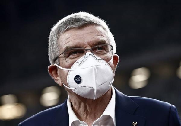 باخ: از تصمیم ژاپن برای ممنوعیت حضور تماشاگران خارجی در المپیک متأسفم