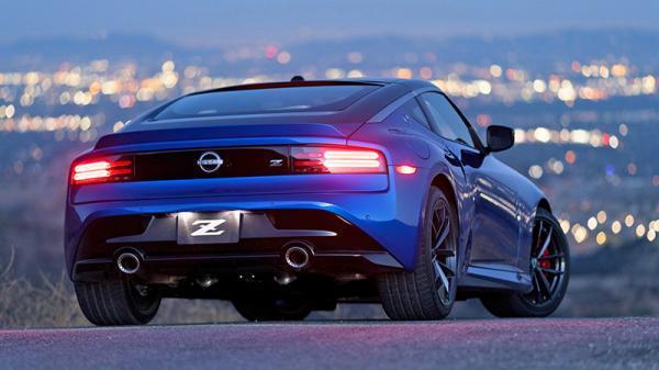 نیسان Z مدل 2023 با 400 اسب بخار قدرت، پیشرانه بنزینی و ظاهری لوکس معرفی شد