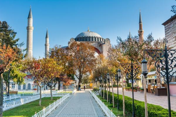تور ارزان استانبول: هوای استانبول در پاییز